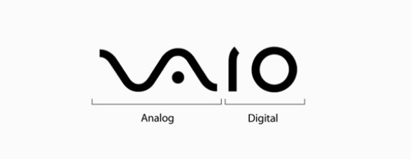Logos With Hidden Messages for Inspiration: Vaio