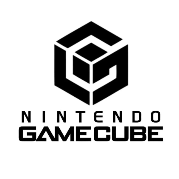 Logos With Hidden Messages for Inspiration: Game Cube