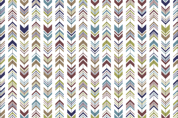 Free Backgrounds With Tribal Feel: Colorful Arrows