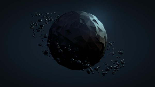 Free Surreal Backgrounds for Designers: Big Planet