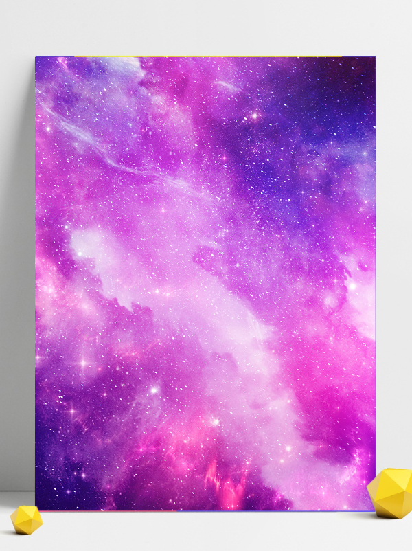 Free Surreal Backgrounds for Designers: Purple Space