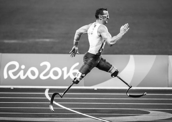 Free Amazing Sports Backgrounds for Designers: Paralympics Inspirational Wallpaper