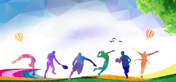 Free Amazing Sports Backgrounds for Designers: Multiple Sports Background
