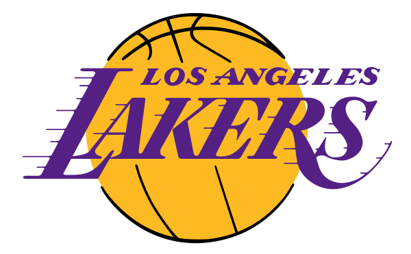Amazing Sports Logos for Inspiration: Los Angeles Lakers