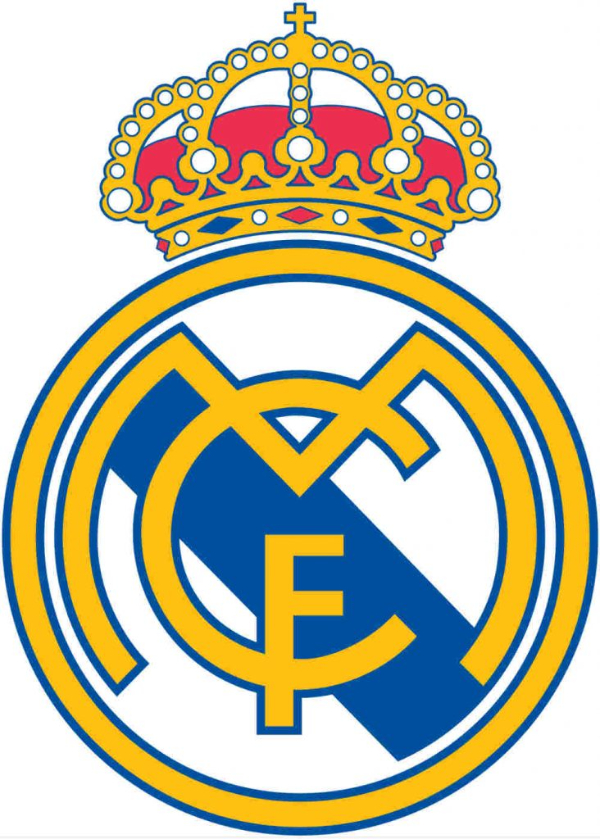 Amazing Sports Logos for Inspiration: Real Madrid