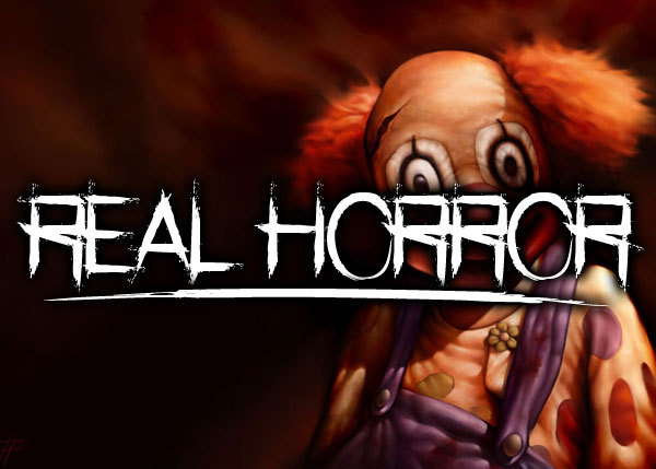 Scary Fonts to Give a Horror Feel : Real Horror Font