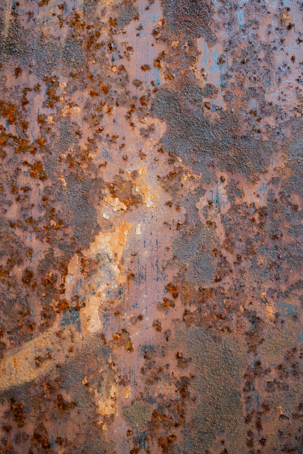 Industrial Textures for your Collection: Rusty Look