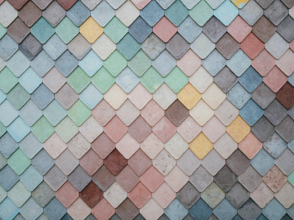 Industrial Textures for your Collection: Color Tiles