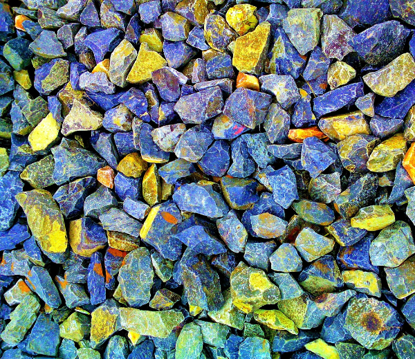 Free Stone Textures for your Collection: Saturated Stones