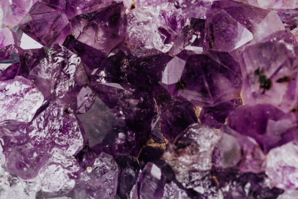 Free Stone Textures for your Collection: Purple Crystal Stones