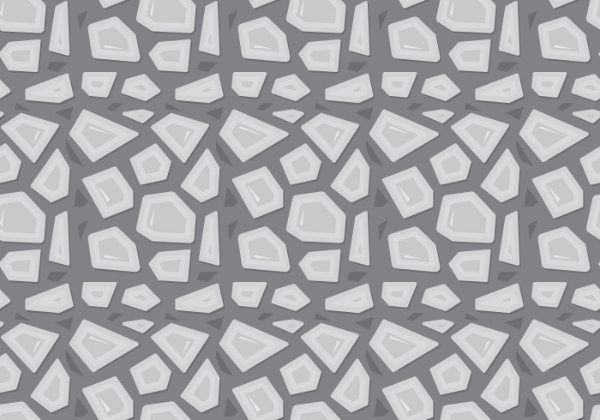 Free Stone Textures for your Collection: Stone Path Vector