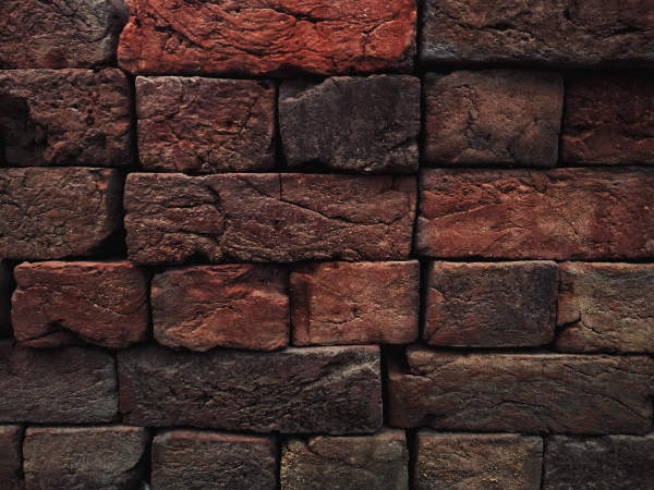 Free Stone Textures for your Collection: Deep Red Wall
