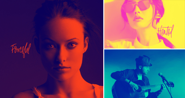 Top Photoshop Trends of 2021 For Designers: Duotone