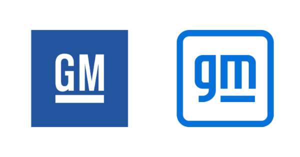 Amazing Logo Redesigns for Inspiration: General Motors