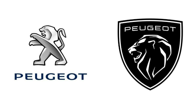 Amazing Logo Redesigns for Inspiration: Peugeot