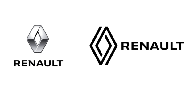 Amazing Logo Redesigns for Inspiration: Renault
