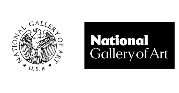 Amazing Logo Redesigns for Inspiration: National Gallery of Art
