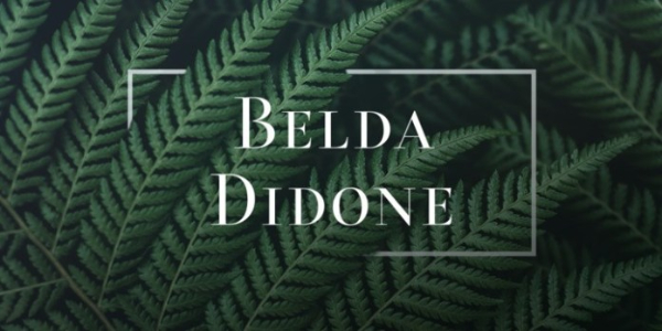 Modern Didone Fonts for your collection: Belda Didone